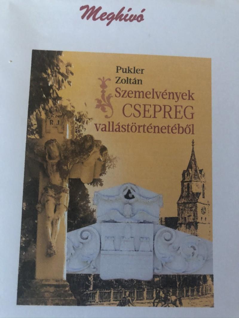 Pukler Zoltán: Szemelvények Csepreg vallástörténetéből